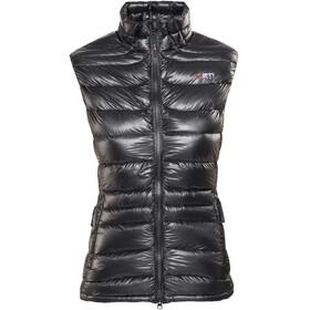 Yeti Caring Lightweight Down Vest Women Black